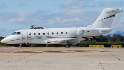 A picture of PRFRT - Gulfstream G280 - [2056] - © João Dolzan