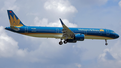 VN-A620 - Airbus A321-272N - Vietnam Airlines