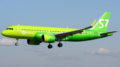 VQ-BSF - Airbus A320-271N - S7 Airlines