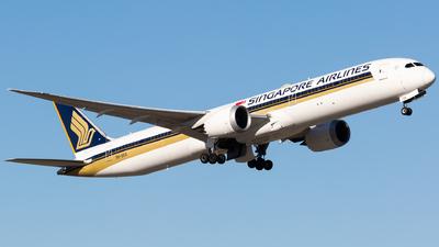 9V-SCG - Boeing 787-10 Dreamliner - Singapore Airlines