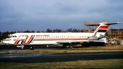G-HKIT - British Aircraft Corporation BAC 1-11 Series 521FH - European Aviation (EAL)