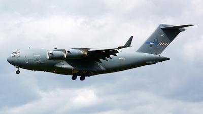 02 - Boeing C-17A Globemaster III - NATO - Strategic Airlift Capability