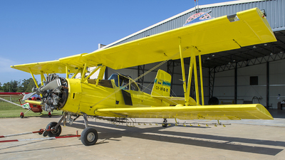 CX-BRQ-R - Grumman G-164 Ag-Cat - Private