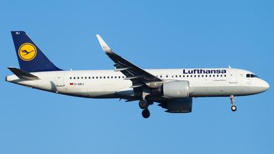 A picture of DAINJ - Airbus A320271N - Lufthansa - © Alexander Schürmann