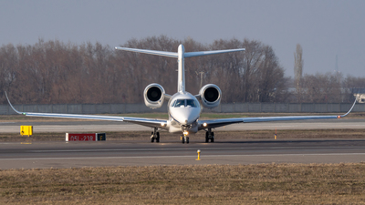 T7-TAN - Cessna 750 Citation X - Private