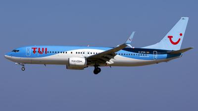 D-ATUA - Boeing 737-8K5 - TUI