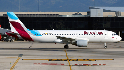 D-ABZL - Airbus A320-216 - Eurowings