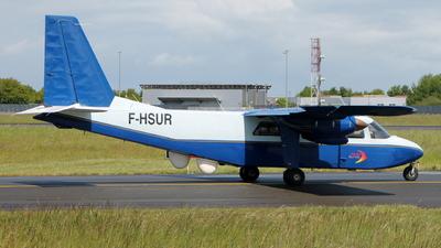 F-HSUR - Britten-Norman BN-2A-26 Islander - Private
