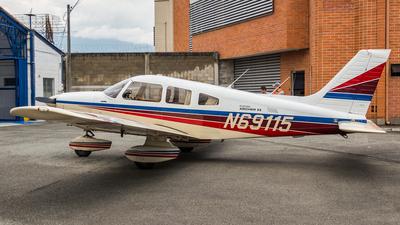 N69115 - Piper PA-28-181 Archer II - Private