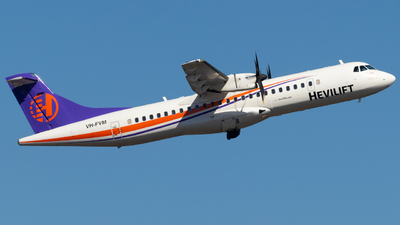 VH-FVM - ATR 72-212A(500) - Hevilift Australia