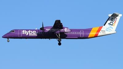 A picture of GPRPN - De Havilland Canada Dash 8400 - Flybe - © AL-Alan Lebeda