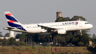 PR-MHJ - Airbus A320-214 - LATAM Airlines