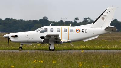 77 - Socata TBM-700 - France - Air Force