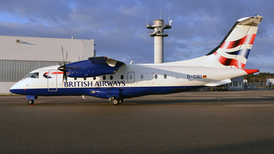 D-CIRI - Dornier Do-328-110 - British Airways (Sun-Air)