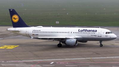 D-AIQT - Airbus A320-211 - Lufthansa
