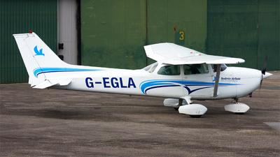 G-EGLA - Cessna 172M Skyhawk - Cornwall Flying Club