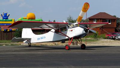 EW-382LL - PZL-Okecie 101A Gawron - Private