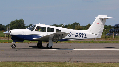 G-GSYL - Piper PA-28RT-201T Turbo Arrow IV - Private