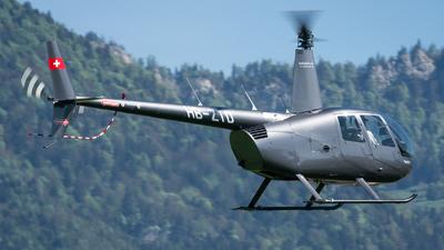 A picture of HBZTD - Robinson R44 Raven II - [11915] - © Dominik Kauer