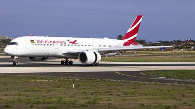 3B-NBP - Airbus A350-941 - Air Mauritius
