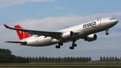 N858NW - Airbus A330-223 - Northwest Airlines