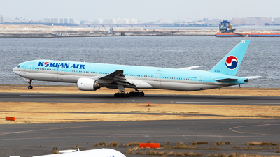 HL7534 - Boeing 777-3B5 - Korean Air