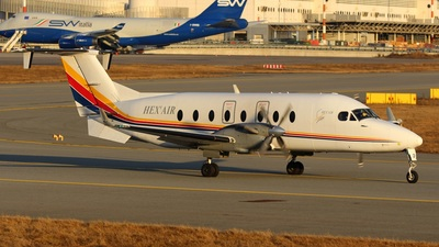 F-GOPE - Beech 1900D - Hex'Air