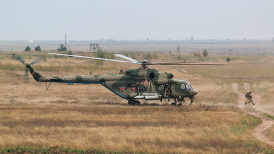 RF-24776 - Mil Mi-8MTV-5 Hip - Russia - Air Force