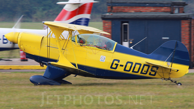 G-ODDS - Pitts S-2A Special - Private