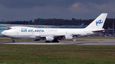 TF-ARJ - Boeing 747-236B(SF) - Air Atlanta Cargo