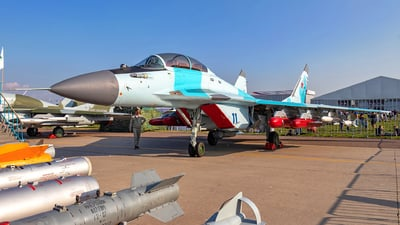 11 - Mikoyan-Gurevich MiG-35UB Fulcrum F - Russia - Air Force