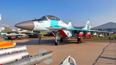 11 - Mikoyan-Gurevich MiG-35UB Fulcrum F - Russia - Air Force