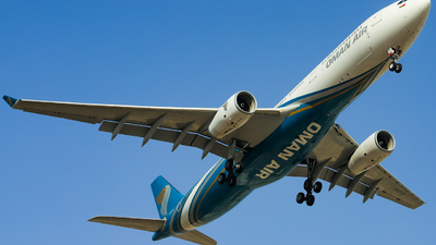 A picture of A4ODI - Airbus A330343 - Oman Air - © Shajie Hussain