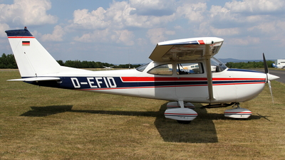 D-EFID - Reims-Cessna F172H Skyhawk - Private