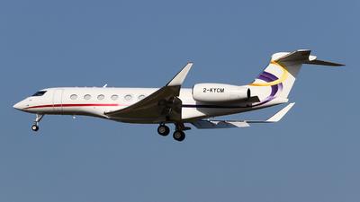 2-KYCM - Gulfstream G650ER - Deer Jet
