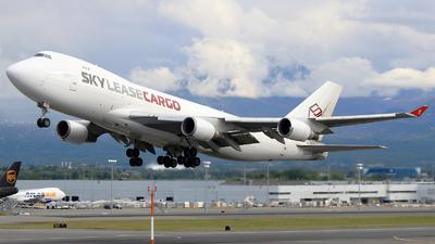 N904AR - Boeing 747-428ERF - Sky Lease Cargo