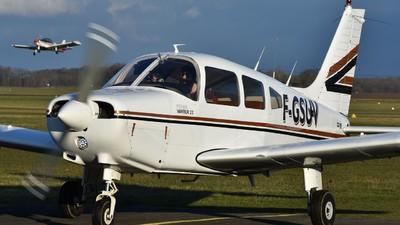 A picture of FGSUV - Piper PA28161 - [288116128] - © Julien B.
