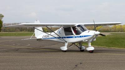 D-MENR - Ikarus C-42B - Aero-Club Baden-Baden