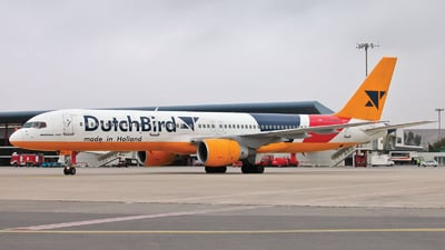 PH-DBA - Boeing 757-230 - DutchBird