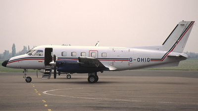 G-OHIG - Embraer EMB-110 Bandeirante - Willow Air