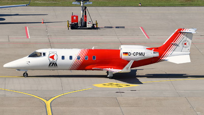 D-CPMU - Bombardier Learjet 60 - FAI Flight-Ambulance