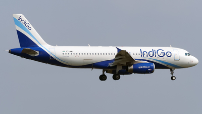 A picture of VTIHW - Airbus A320232 - IndiGo - © tomobile