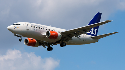 LN-RRD - Boeing 737-683 - Scandinavian Airlines (SAS)