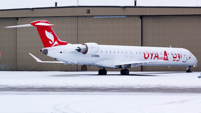 C-FWNL - Bombardier CRJ-900 - OYA Airlines