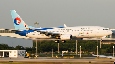B-1446 - Boeing 737-8LW - Hebei Airlines
