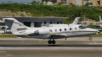 N888BY - Beechcraft 400A Beechjet - Private