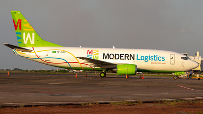 A picture of PPYBD - Boeing 7373Y0(SF) - Modern Logistics - © Kalil Matheus