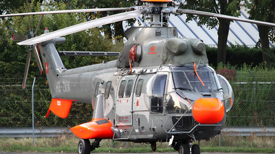 HB-ZKN - Aérospatiale AS 332C1 Super Puma - SAF International