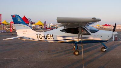 TC-UEH - Tecnam P2008JC - Eker Aviation