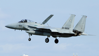 92-8909 - McDonnell Douglas F-15J Eagle - Japan - Air Self Defence Force (JASDF)